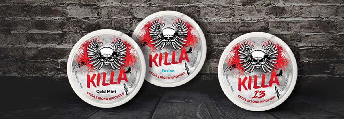 KILLA COLD MINT Wateringen
