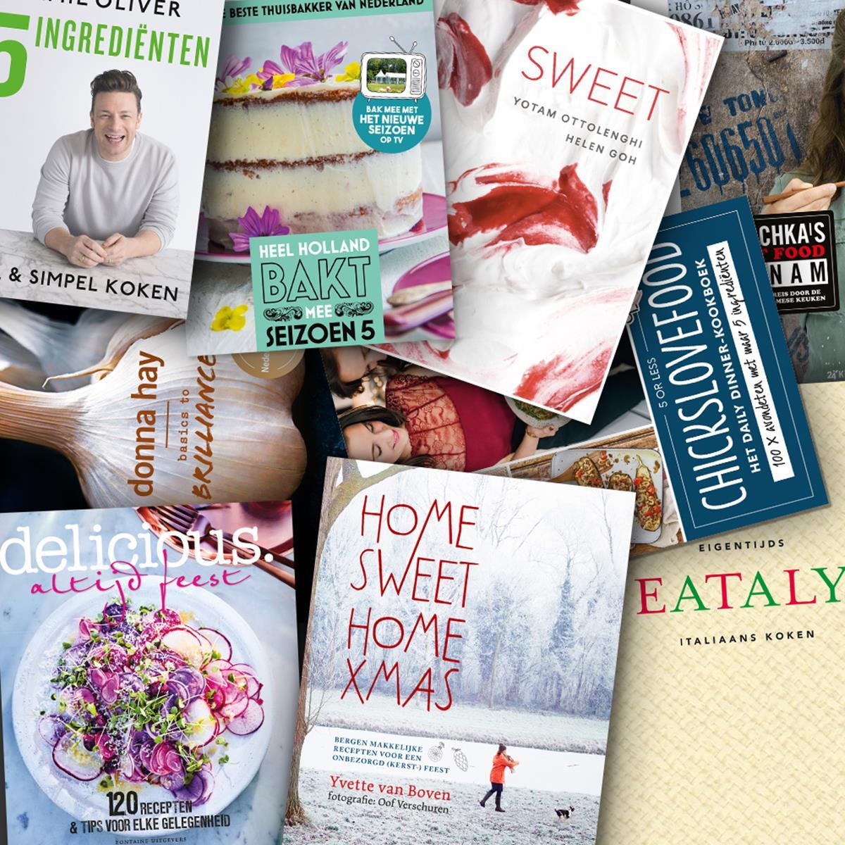Kookboeken kopen bij FonQ.nl