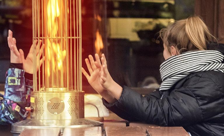 Terrasverwarming kopen bij FonQ.nl